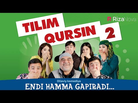 Tilim qursin 2 (o'zbek film) | Тилим курсин 2 (узбекфильм) - Видео-поиск