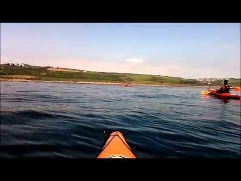 A day kayaking