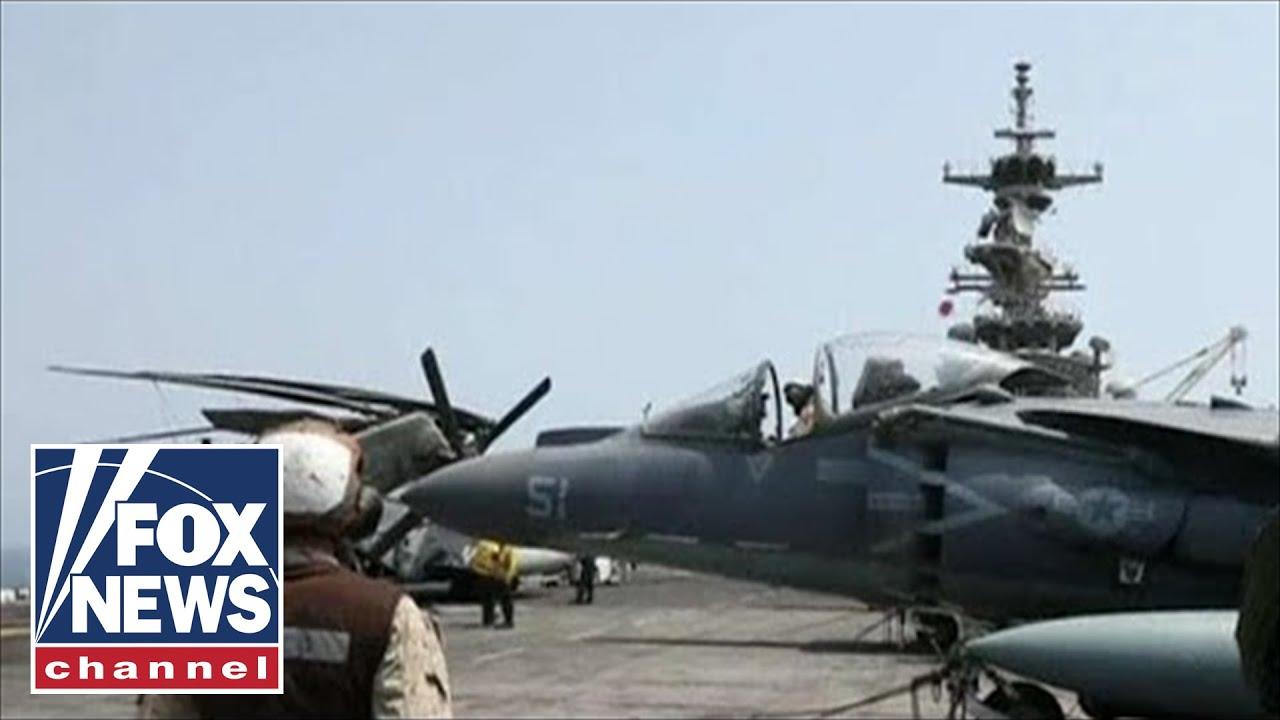 FOX News US steps up presence in Saudi Arabia amid tensions with Iran