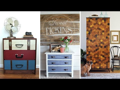 10 DIY Bedroom Cupboard Makeover Projects