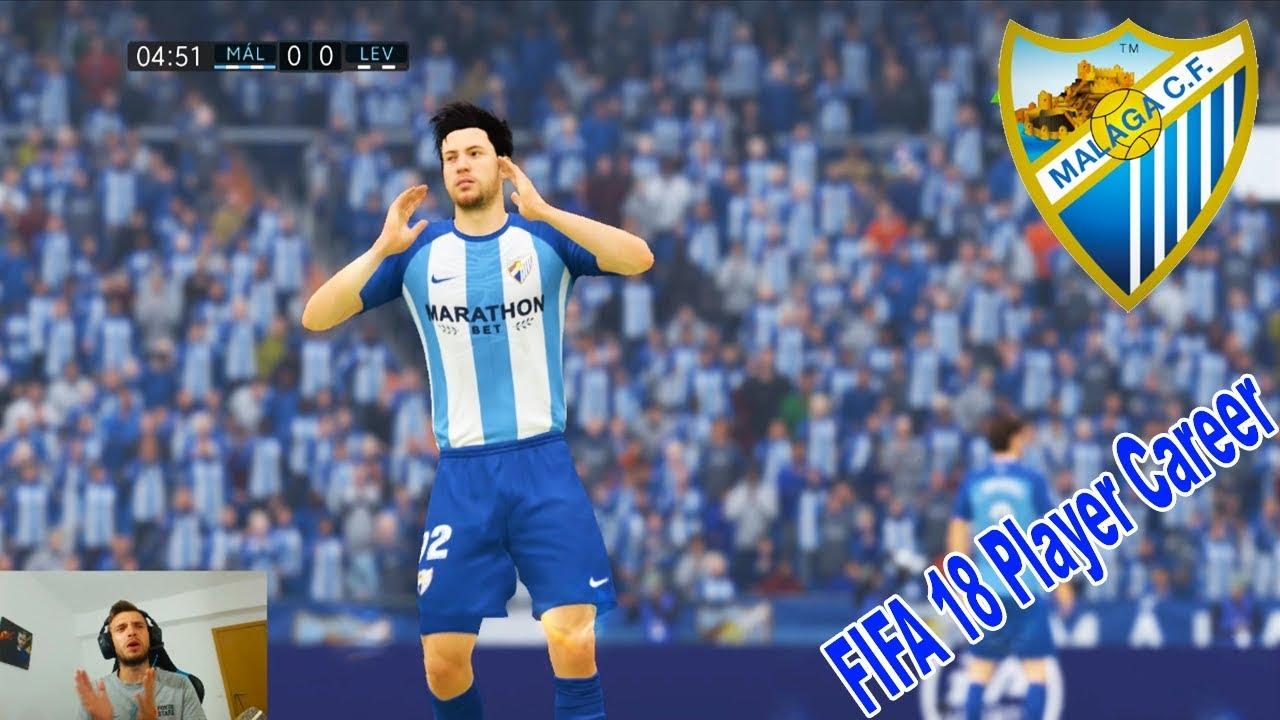 XBRAKER Reuseste Prima Dubla Din Cariera - FIFA 18 Player Career