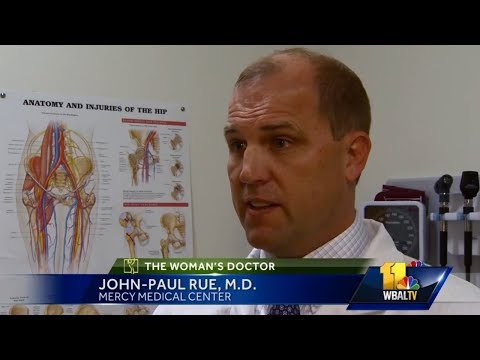 Treating ACL Injuries - Dr. John-Paul Rue - Mercy