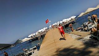 Sauce Hotel 5* (Alkoçlar Kemer Hotel 5*) экскурсия по территории отеля