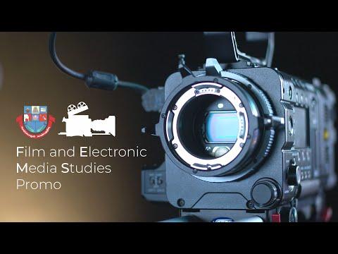 Film & Electronic Media Studies Promo || Madurai Kamaraj University