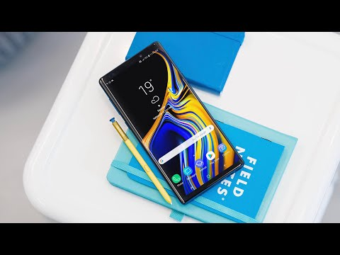 Samsung Galaxy Note 9 - My Experience!