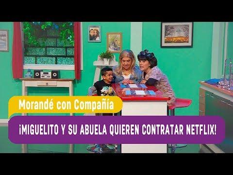 ¡Miguelito Y Su Abuela Quieren Contratar Netflix! - Morandé Con Compañía 2019