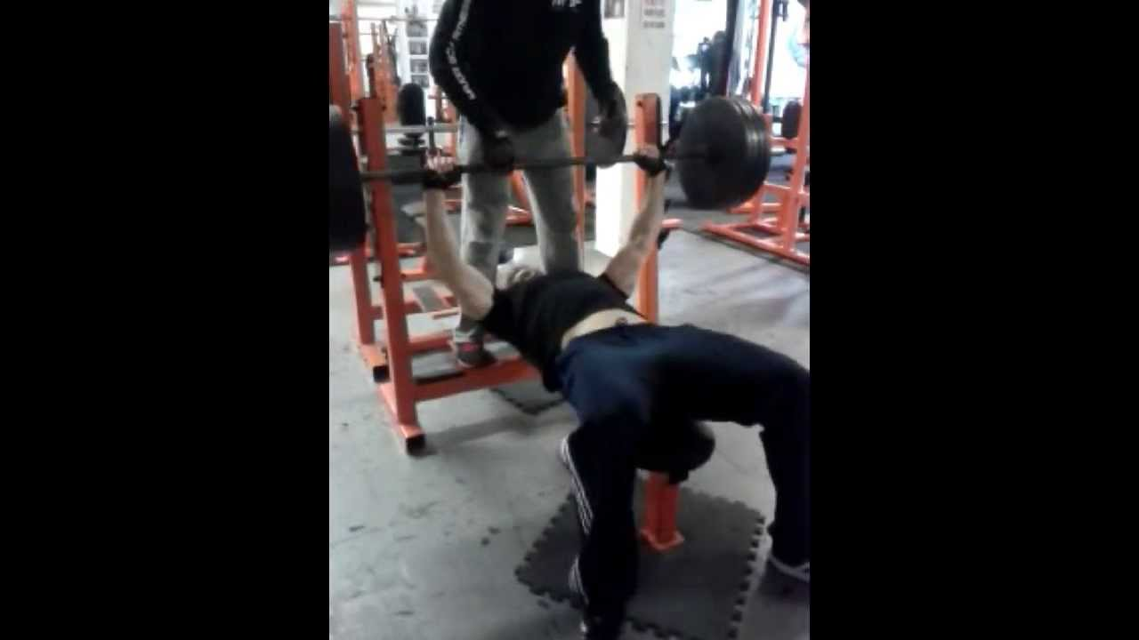 Bench Press 1 Rep Max 180 Kg 396lbs Pounds Bodybuilding