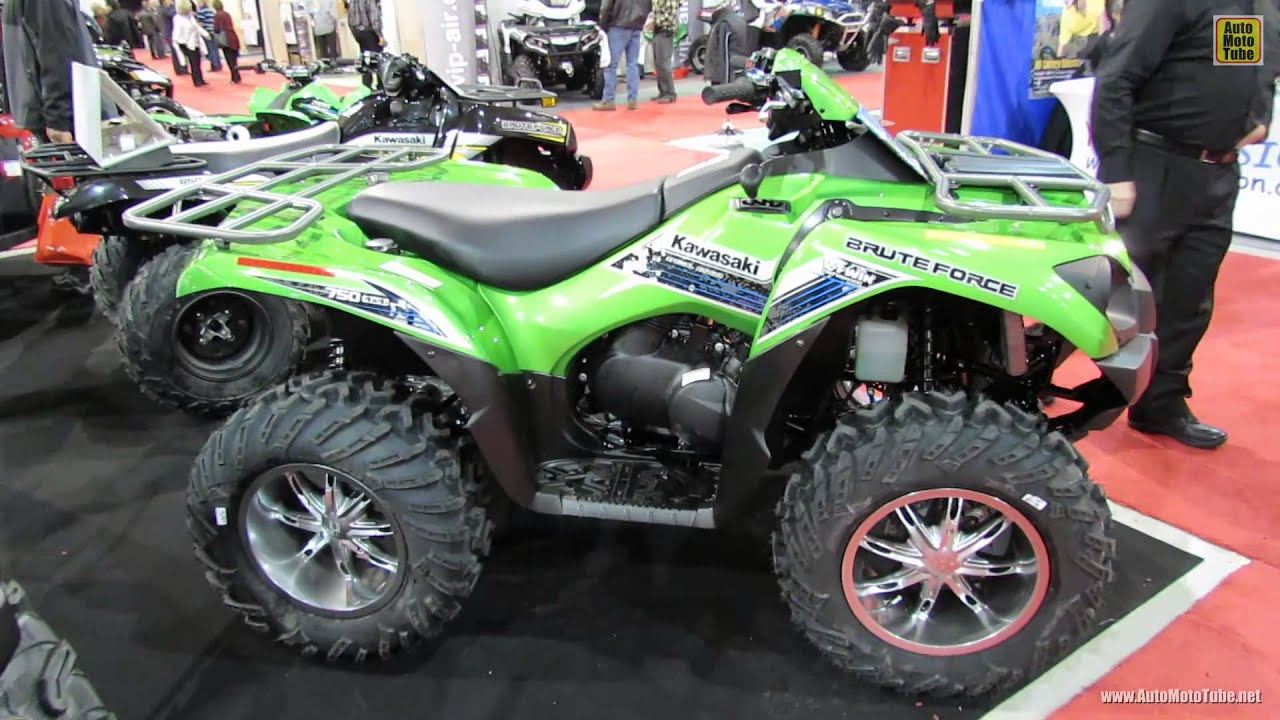 Kawasaki Brute Force  Special Edition