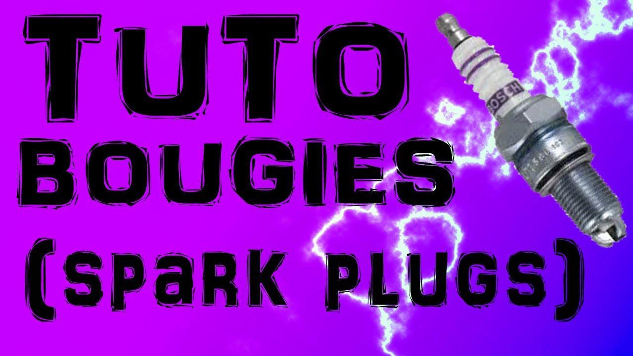 Tuto comment changer les bougies d 39 un moteur essence how to change spark plugs hd youtube - Comment faire une meche de bougie ...