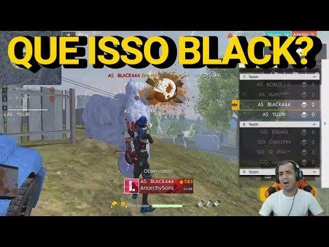 GOD WINS FICA IMPRESSIONADO COM O QUE O BLACKN444 FEZ EM CAMPEONATO - Melhores Momentos Free Fire
