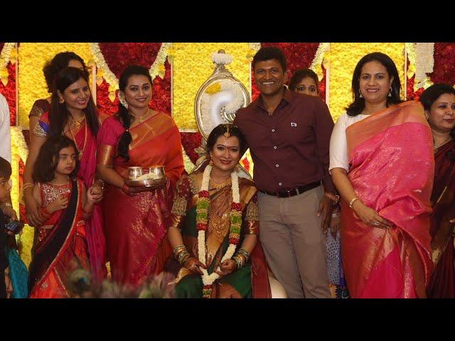 Radhika Pandit Baby shower full video