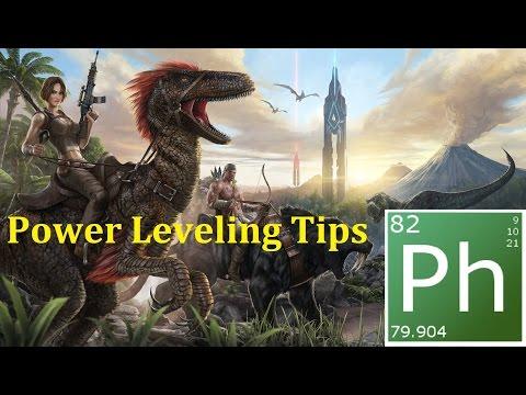 ARK Survival Evolved: Power Leveling