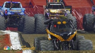 Monster Jam 2020: Indianapolis, Indiana | EXTENDED HIGHLIGHTS | Motorsports on NBC
