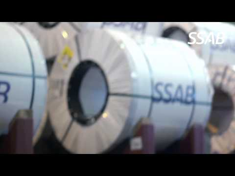 SSAB's Trial Material Stock