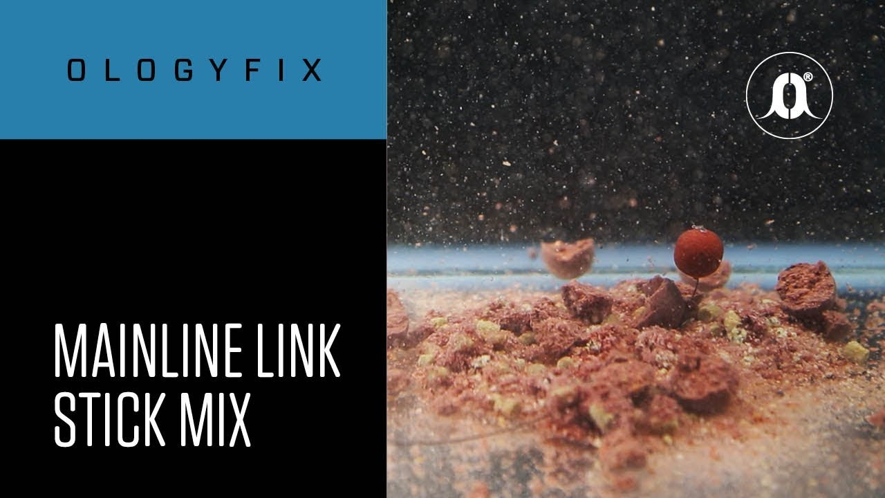 Mainline NEW The Link Mix in Carp Fishing Stick Mix Bait