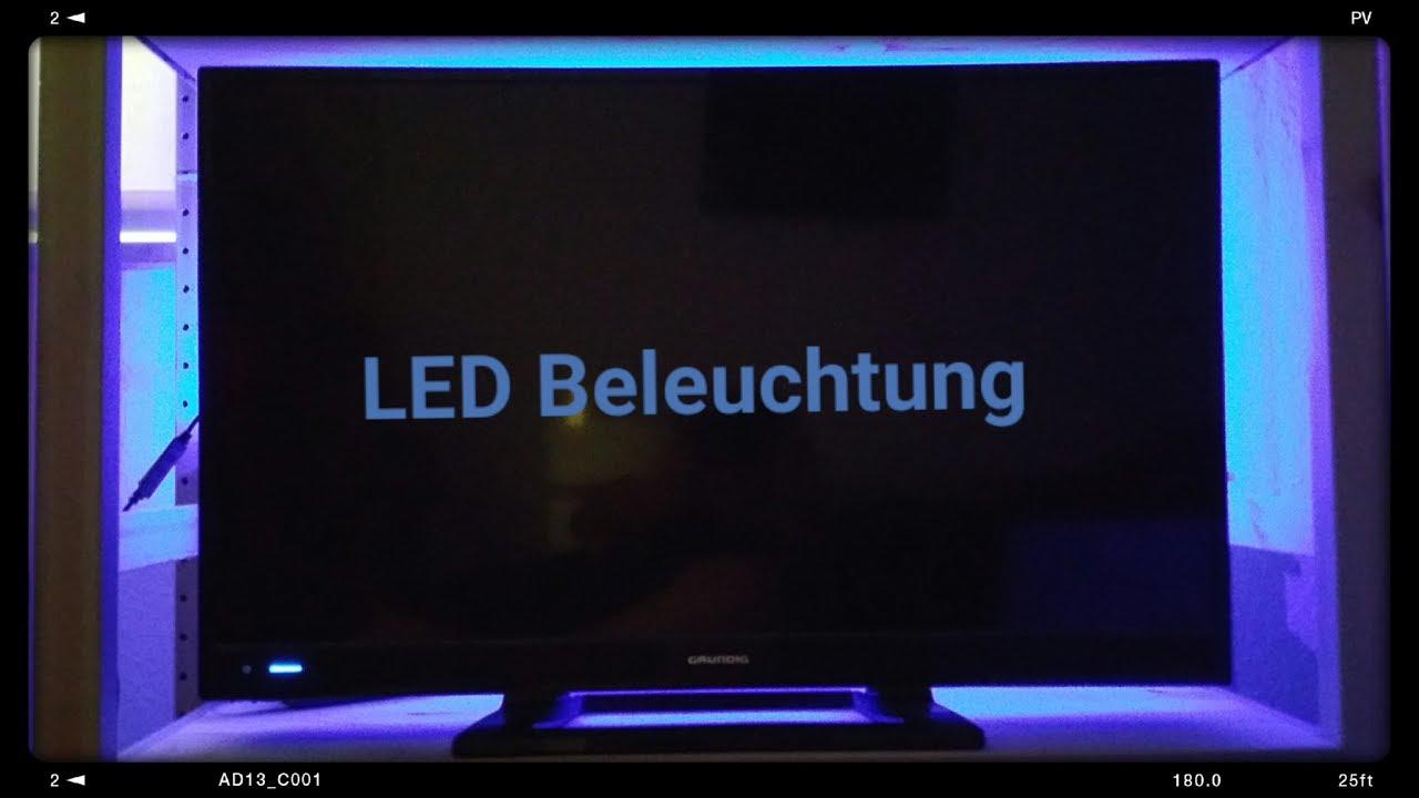 LED Beleuchtung Für Fernseher USB (Hintergrundbeleuchtung