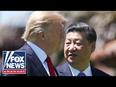 Sen Kennedy touts Trump as only world leader standing up to China