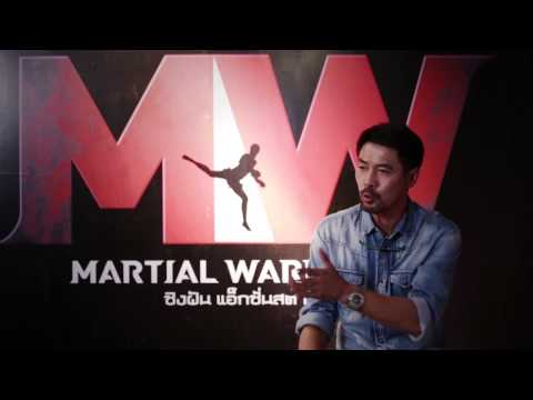 The Master ตอน สามารถ พยัคฆ์อรุณ - Martial Warrior ชิงฝัน แอ็กชั่นสตาร์