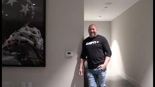 Dana White's New Office at the UFC Apex