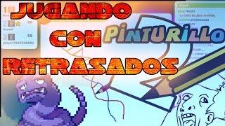 PINTURILLO 2 - JUGANDO CON RETRASADOS