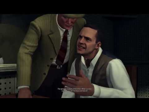 L.A. Noire - Grosvenor McCaffrey (Central Station) - Wrong Answers And Correct Answers