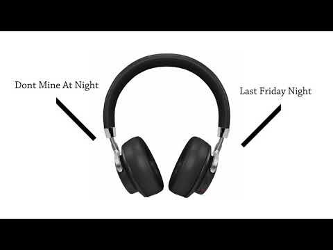 Don't Mine At Friday Night (Don't Mine At Night X Last Friday Night)