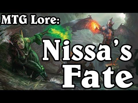 MTG Lore: Nissa's