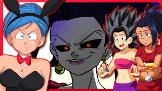 Bulma Reacts to CURSED KEFLA?! Demon Bulma (Chapter 3) (FT Kale and Caulifla)