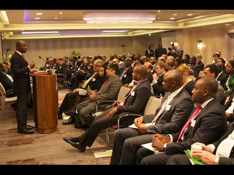 Nigerian Capital Markets Forum London 2014 Highlights