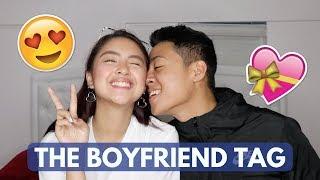 THE BOYFRIEND TAG (Philippines)   Rei & Migy
