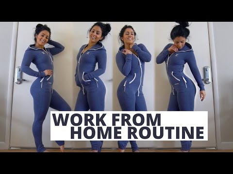 My Work From Home Routine!