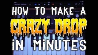 How to make a Crazy DROP in Garageband (iPad & iPhone)