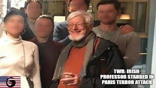 John Dowling Irish Professor Paris Terror