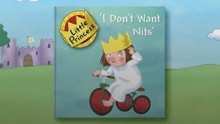 Read Along with Little Princess: I Don't Want Nits