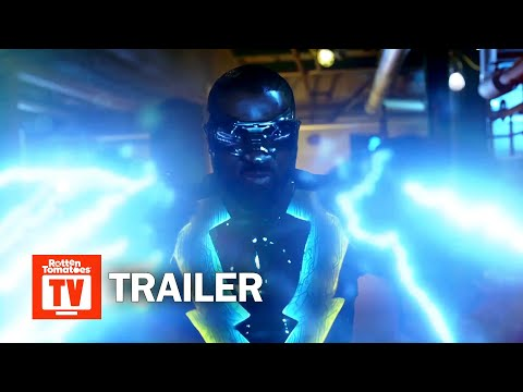 Black Lightning ComicCon   Rotten Tomatoes TV