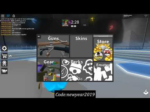 New Code In Silent Assassin Roblox 2019 Youtube