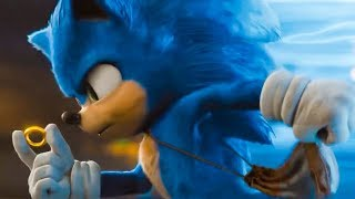 Sonic The Hedgehog 'Racing Robotnik Through The Rings' Movie Clip 9/10 (2020) HD