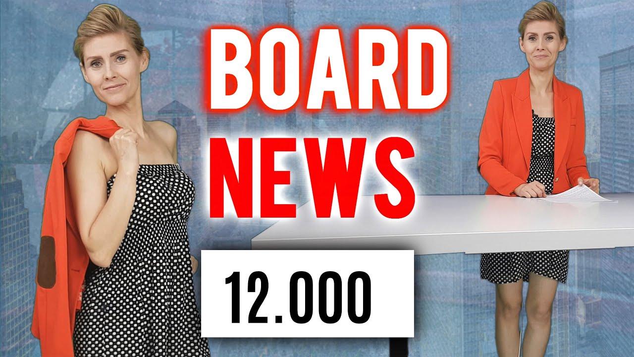 Board News: 12000 , Cieniste Ścieżki: Władca Pierścieni , Pendulum , Zombicide: Tajne operacje