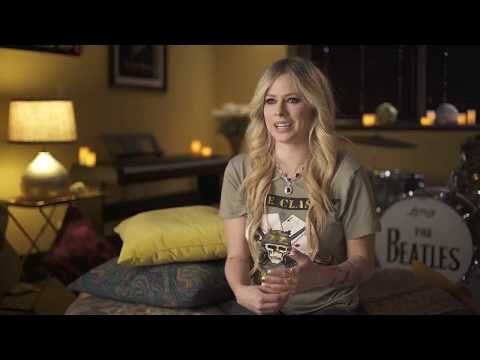 Avril Lavigne  from Honda Stage at Henson Recording Studios Behind the Scene