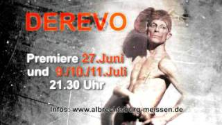 DEREVO - HARLEKIN open-air in Meissen - Promo