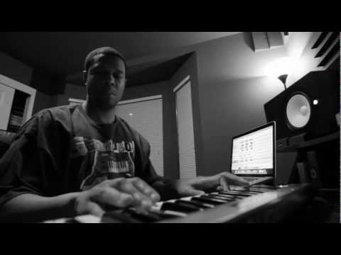 In the studio with Sharpsoundz of Stompboxx Music