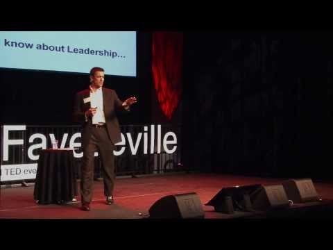 Leadership & life -- the key is your discretionary engagement: Jeff Bean at TEDxFayetteville
