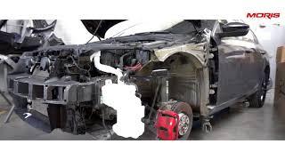 Dopravná nehoda? Špecialista na opravy po nehode - Moris Slovakia