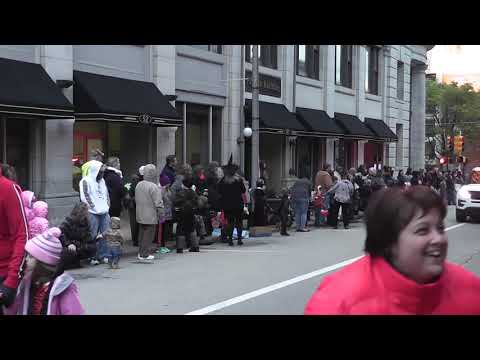2018 Uniontown Halloween Parade
