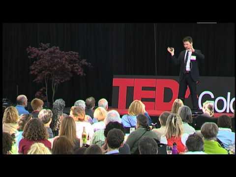 Tedxgoldengateed marc brackett youtube for Brackett watches