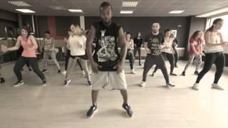 Flashmob Collabo - Psquare - Lionel Choreography