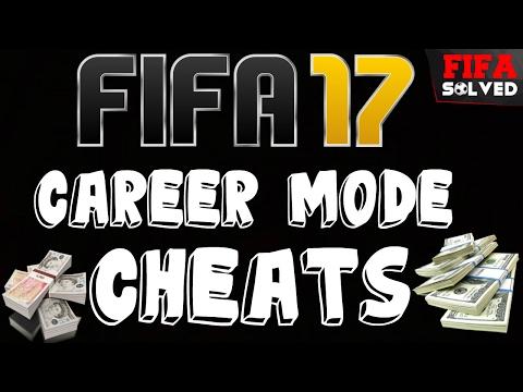 FIFA 17 Career Mode Cheats
