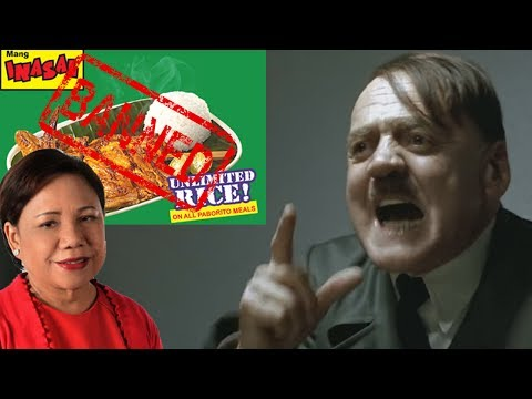 Thumbnail: Hitler finds out that Unli-rice is Banned - GLOCO Parody Dub