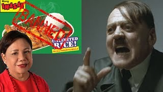 Hitler finds out that Unli-rice is Banned - GLOCO Parody Dub