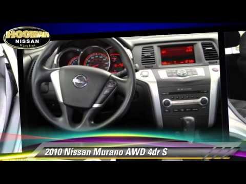 2010 Nissan Murano Long Beach Gardena Downey Torrance Los
